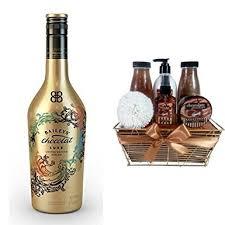 baileys gift set baileys chocolat luxe and gloss chocolate bath gift set