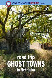 Nebraska Natural Attractions images This haunting road trip through nebraska ghost towns is one you jpg