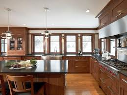 Lighting Idea For Kitchen 15 Design Ideas For Kitchens Without Upper Cabinets Hgtv Kitchen