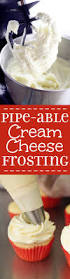 pipeable cream cheese frosting the gracious wife