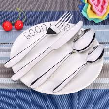 buy cutlery aliexpress com buy dinnerware set quality dinnerware food grade