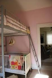 Crib Loft Bed Marino Bunk Bed Crib Shops Beds And Cribs