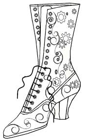 82 best zb the shoe coloring book images on pinterest coloring