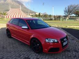 audi rs3 sportback for sale usa 2011 audi rs3 sportback quattro for sale in cape town r439 900