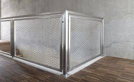 Banister Netting Railings
