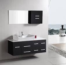 Stainless Bathroom Vanity by Vanity Designs For Bathrooms Lime Green Wall Tile Curved Sink