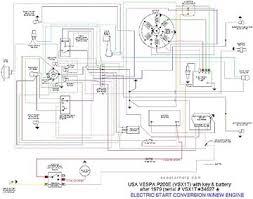 usa p200e electric start conversion