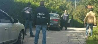 rapina in in villa a pescara ferito proprietario presi 2 banditi