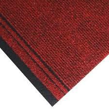 tappeto guida 19ft beaulieu rosso tappeto guida antiscivolo tappeto tappetino