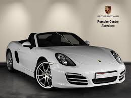pistonheads porsche boxster used 2012 porsche boxster roadster 2 7 2dr pdk for sale in