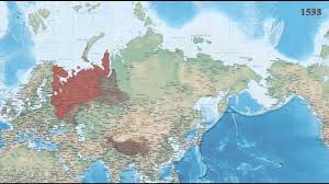 Map Russia The Expansion Of Russia 750 1991 Hd Youtube