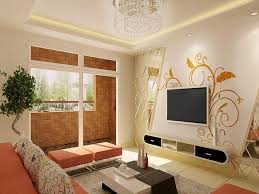 Wall Decor Nice Decorating Ideas For Long Living Room Walls - Designs for living room walls