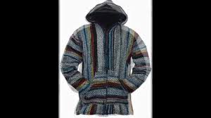 Mexican Rug Sweater Baja Hoodie Youtube