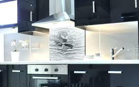 credence design cuisine credence design cuisine pour couleur blanche idées pour la maison