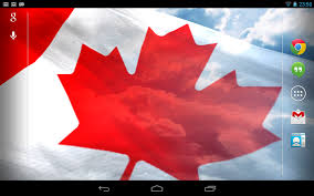 canada national flag wallpapers na flags free live wallpaper android apps on google play
