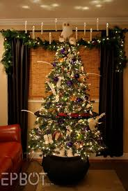 Christmas Tree Skirts Walmart Epbot Plant Your Christmas Tree In A Potter Inspired Tree Cauldron