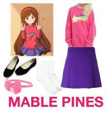 Mabel Pines Halloween Costume Mabel Pines Gravity Falls Inspired
