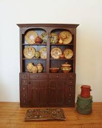 igma barbara vanar u0027s queen anne cupboard filled with jane graber