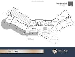 Building Plans by Vista Lodge Residence Club At Blue Mountain