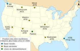 United States Map With States Names by File Us Nuclear Weapons 2006 Location Map Fr Svg Wikimedia Commons