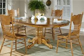 solid oak dining table and 6 chairs charming oak dining table and chairs with room inside ideas 3