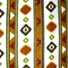 southwestern designs fleece fabric southwestern designs in stripes 4my3boyz fabric