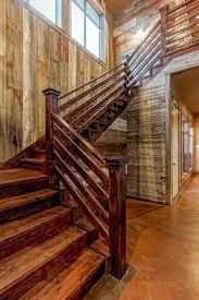 home interior railings rustic stair railing brideandtribe co