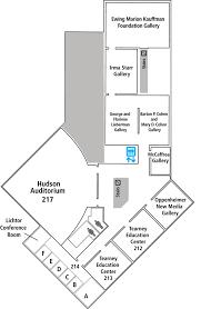 Museum Floor Plan Museum Named Spaces