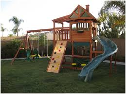 Kids Backyard Play Set by Backyards Gorgeous Backyard Gym Sets Backyard Images Backyard
