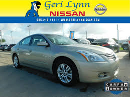 used 2010 nissan altima for sale houma la stock n17903a