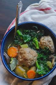 turkey meatballs in creamy mushroom so u2026let u0027s hang out u2013 turkey meatball soup with kale mushrooms