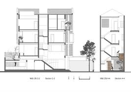 the cocoon house by landmak architecture residence design the cocoon house plan