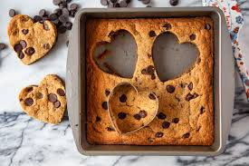 heart shaped chocolate shaped cookies recipe