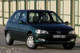 peugeot 106 xn 1 1 manual 1996 1996 60 hp 5 doors technical