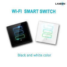 wifi controlled light switch smart home wifi light switch 1 2 3 gang switch touch switch remote