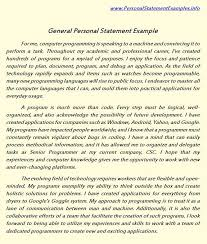 Resume Personal Statement Examples 25 Best Personal Statement Sample Images On Pinterest Personal