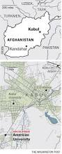 Kabul Map 10 Dead As Bomb Gunfire Strike Kabul University Stripes