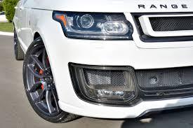 range rover sport white range rover khan white aspire autosports