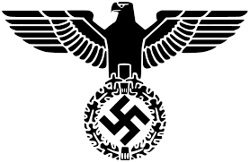 German Flag In Ww2 German Military Administration In Occupied France During World War Ii