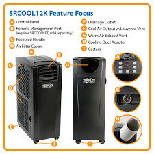 target fans and air conditioners smartrack 12000 btu 120v portable air conditioning unit small server