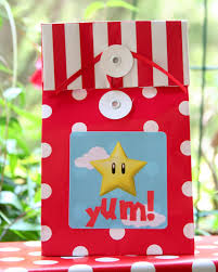 labels for party favors mario party real i ve styled s party ideas