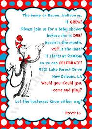 dr seuss baby shower invitations dr seuss baby shower digital invitation sweetparties on artfire