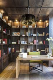 9 rooms with floor to ceiling shelves to inspire you contemporist