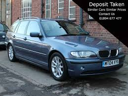 2004 bmw 318i es manual petrol 5dr estate 107k excellent condition