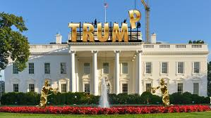trump white house residence will donald trump cover the white house in gold marketwatch