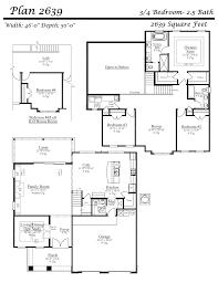 floor plan 2639 cedar point st johns fl