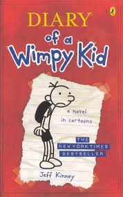 diary of a wimpy kid bk1 by jeff kinney penguin books australia
