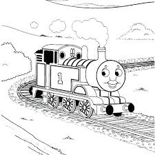 coloring pages thomas tank engine coloring thomas
