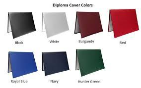 diploma cover diploma cover