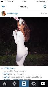 jumpsuit halloween costume white bunny bunny ears bunny